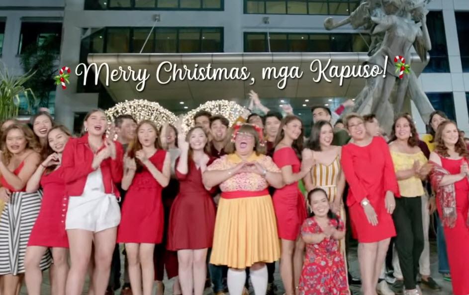 GMA 2018 Christmas Station ID – Happier and More Positive