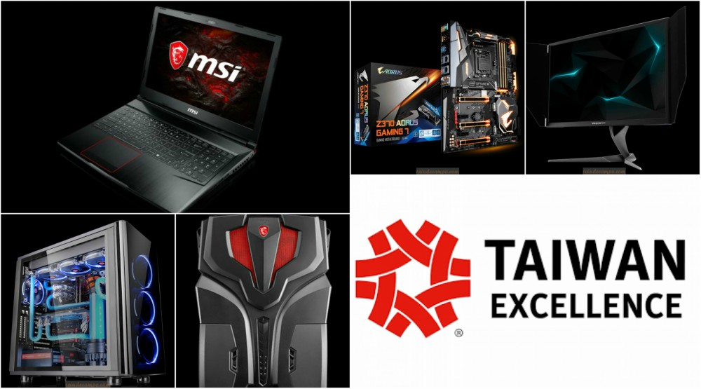 The Latest Battlestation-Worthy Gaming Rigs From Taiwan Excellence
