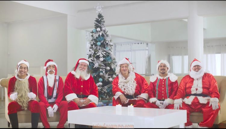 Even Santa Deserves To Look Good, Feel Great This Christmas