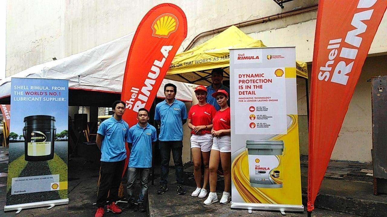 Shell Rimula Announces Christmas Raffle Winners
