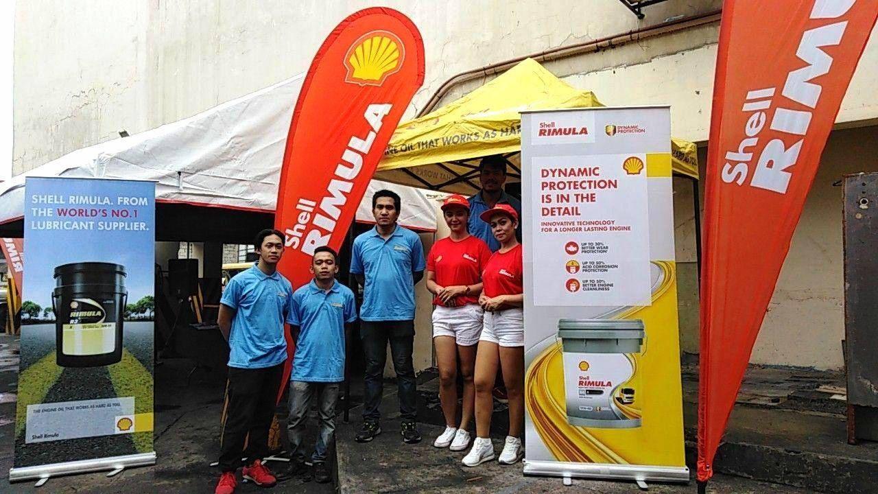 Shell Rimula Announces Christmas Raffle Winners