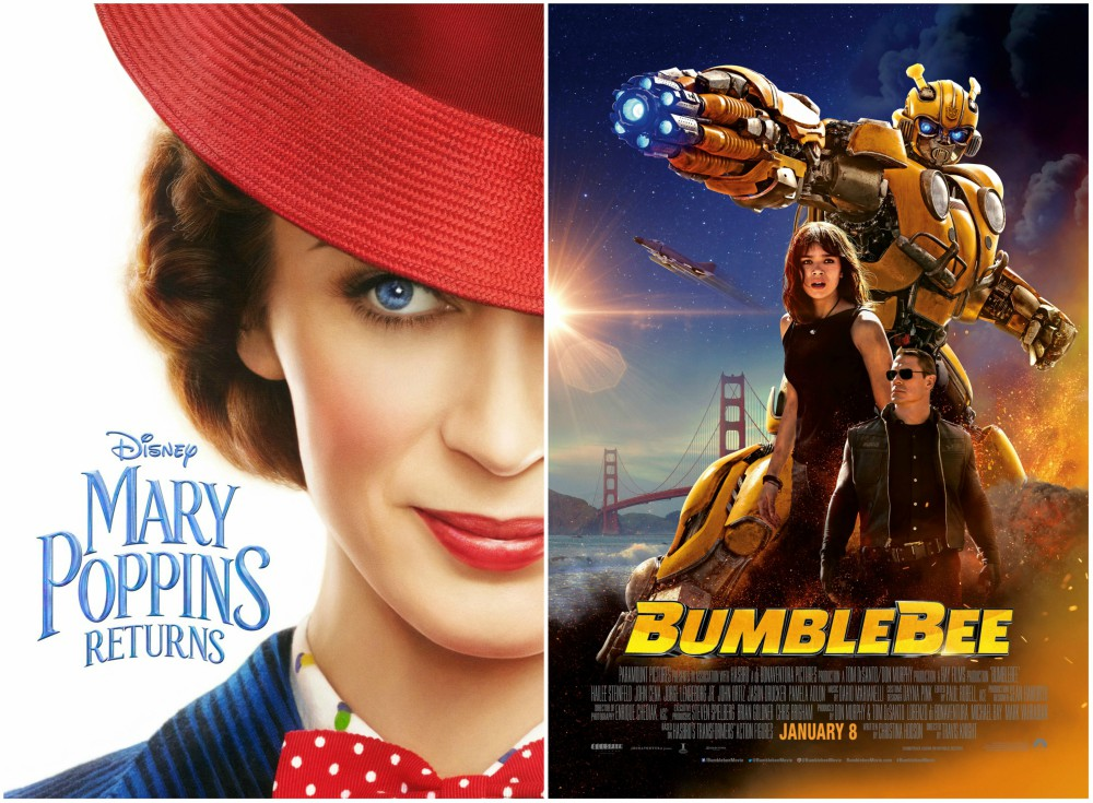 SM Cinema Opens 2019 with Mary Poppins Returns and Bumblebee