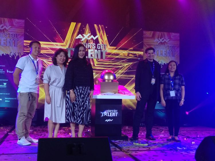 Three Pinoy Acts In On Asia's Got Talent Season 3 Opener