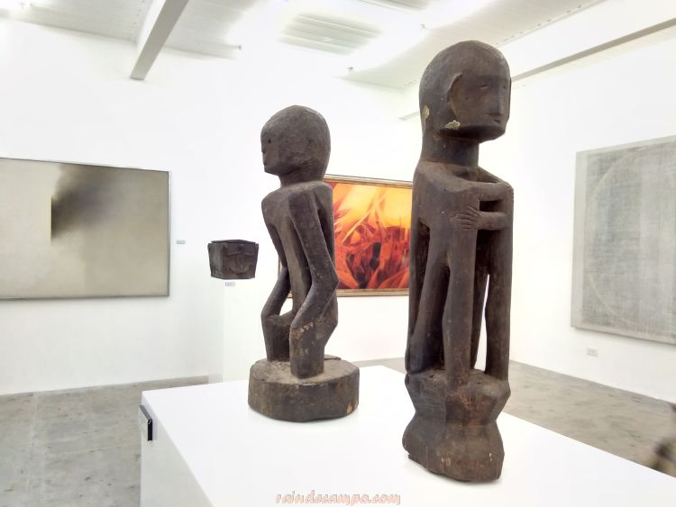 Swiss Collector Unveils a Collection of Rare Filipino Tribal and Abstract Art Pieces
