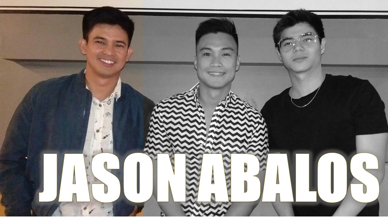 STOLEN's Jason Abalos Want To Be Remembered in the Characters That He Portrayed