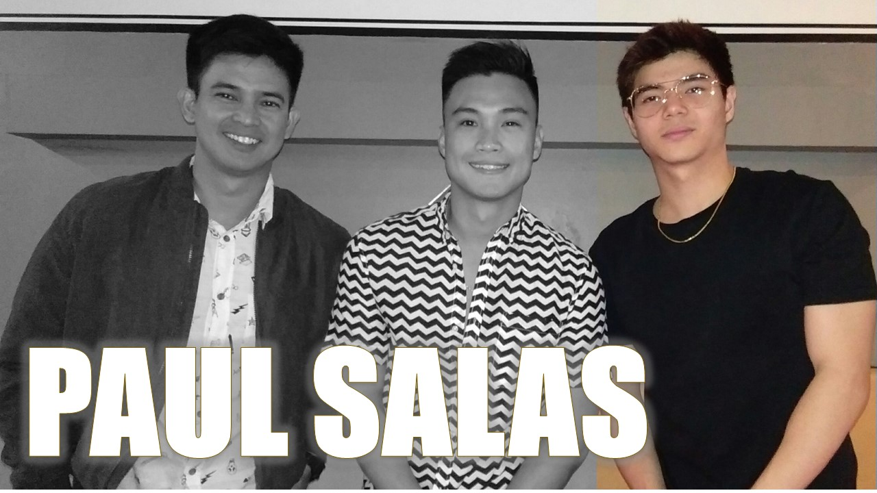 KARA MIA's Paul Salas is Working on Becoming a More Mature Person and a Better Actor