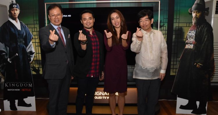 Netflix and LG Philippines Creates Hype for New Zombie-Themed K-Series KINGDOM