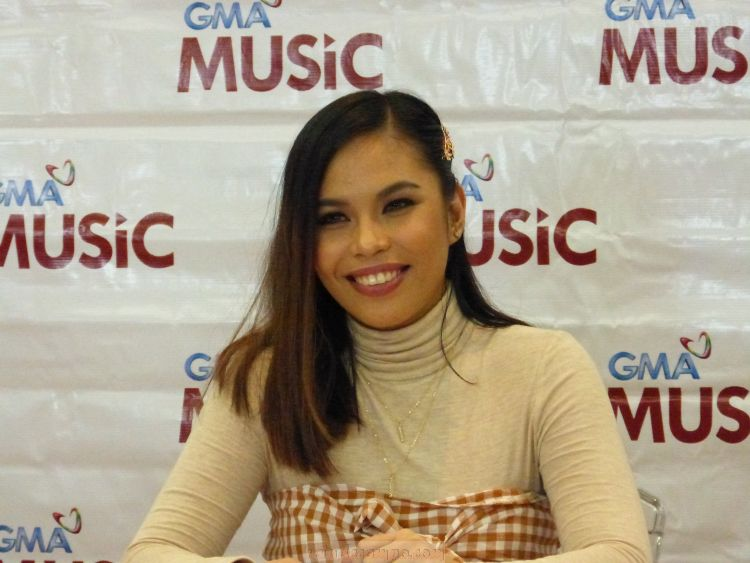 "Kapuso OST Princess HANNAH PRECILLAS Talks About Her Debut Single ""Kung Walang Ikaw"""