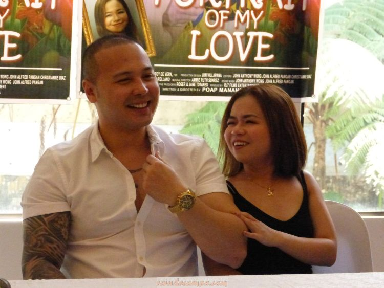 PORTRAIT OF MY LOVE | Kiray Celis and Polo Ravales in a Ghost-Themed RomCom Movie