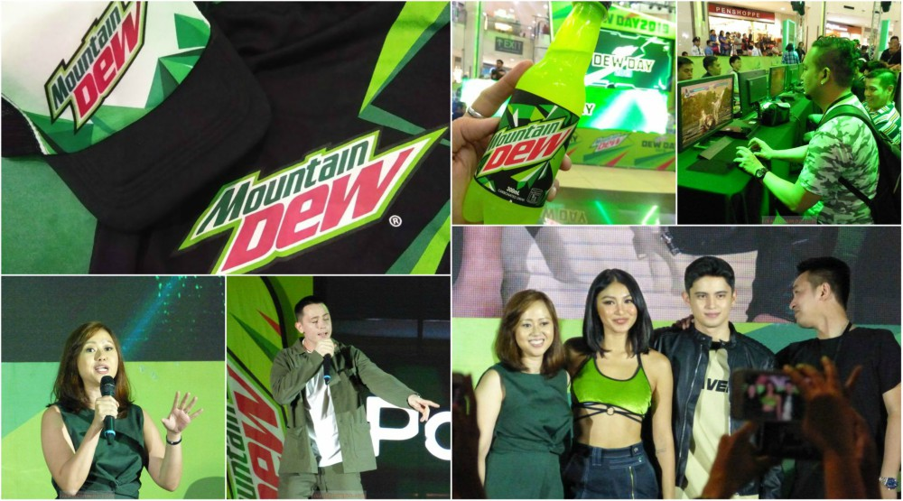 Mountain Dew Launches First Pumped-Up #DewDay Gaming Event