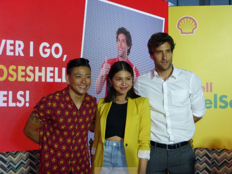 Maine Mendoza, Drew Arellano and Nico Bolzico On Why They #ChooseShell