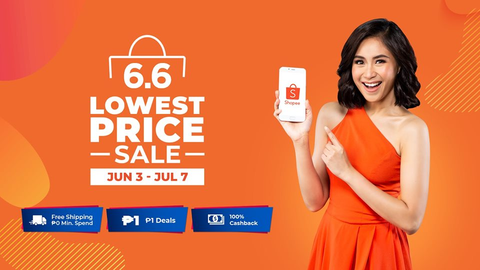 Sarah G is Shopee PH's New Brand Ambassador