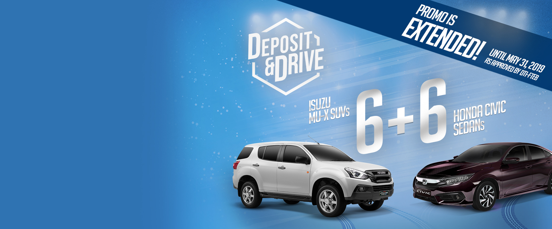 Save Up at RCBC and RCBC Savings Bank and Get a Chance to Win a Brand New Car