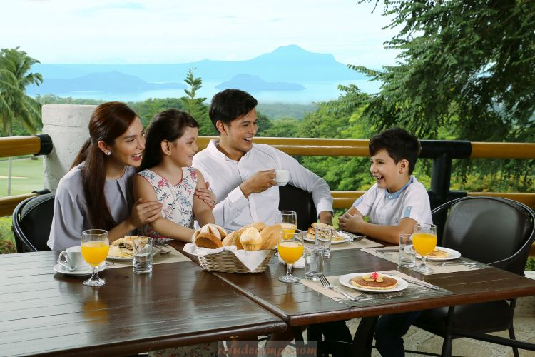 Imagine Weekends in Nature at Tagaytay Highlands Horizon Terraces