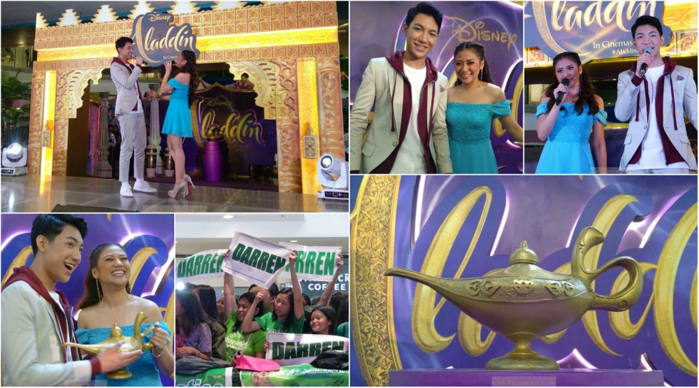 Aladdin PH Fever with Morissette and Darren Espanto