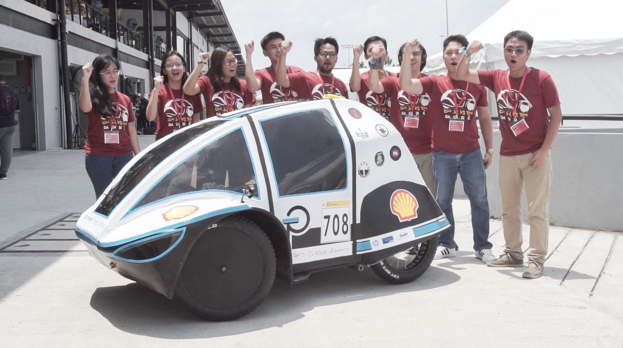 11 Filipino Teams Competes at Shell Eco-Marathon Asia 2019