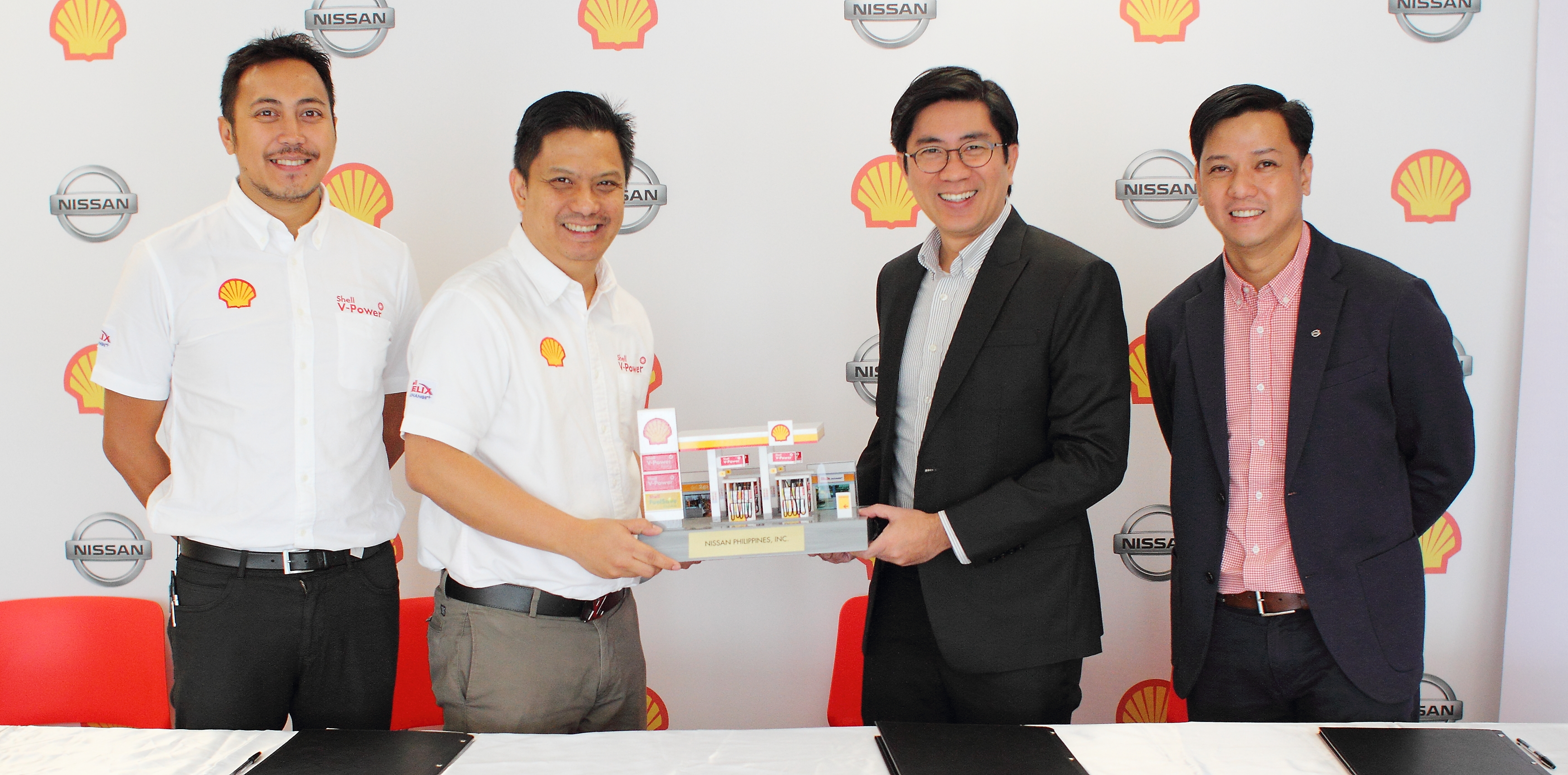 Shell is the Fuel of Choice for Nissan Philippines