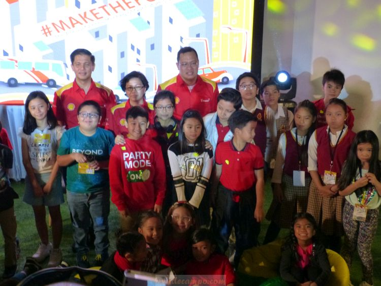 Pilipinas Shell Meets Future Shareholders to Promote Energy Consciousness and Education