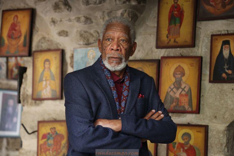 GOD According to Morgan Freeman's Story of God