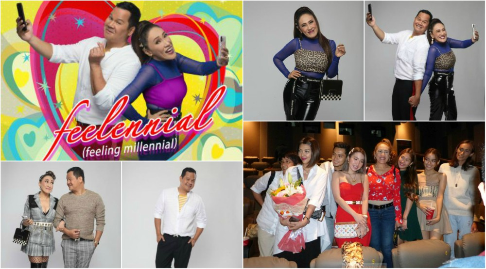 A Battle of the Posers in FEELENNIAL Featuring Aiai Delas Alas and Bayani Agbayani