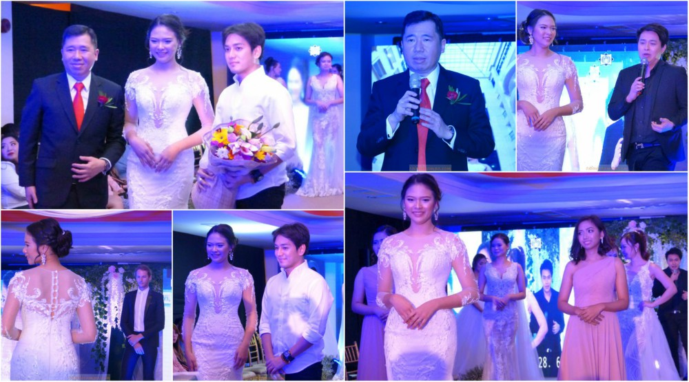 Bayview Park Hotel Manila Holds Bridal Fair and Fashion Show Featuring Paul Tenorio's Collection