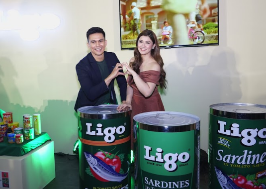 "Ligo Sardines Celebrates the ""Klasik"" on its 65th Anniversary"