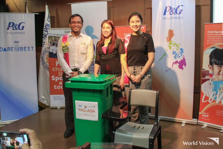 World Vision Philippines Join Hands with Corporate Donors for More Child-Focused Programs