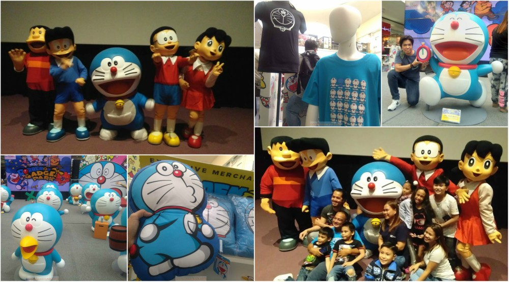 SM Cinema To Exclusively Screen New Doraemon Movie, Unveils First Doraemon Gadget Park