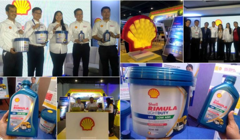Pilipinas Shell Introduces The New Shell Rimula Light Duty Motor Oils