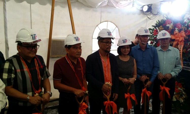 Victoria de Monumento | Tallest Building in Caloocan City Breaks Ground