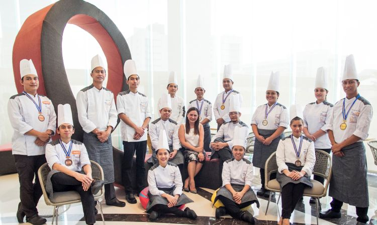 F1 Hotel Manila Wins Big at Philippine Culinary Cup