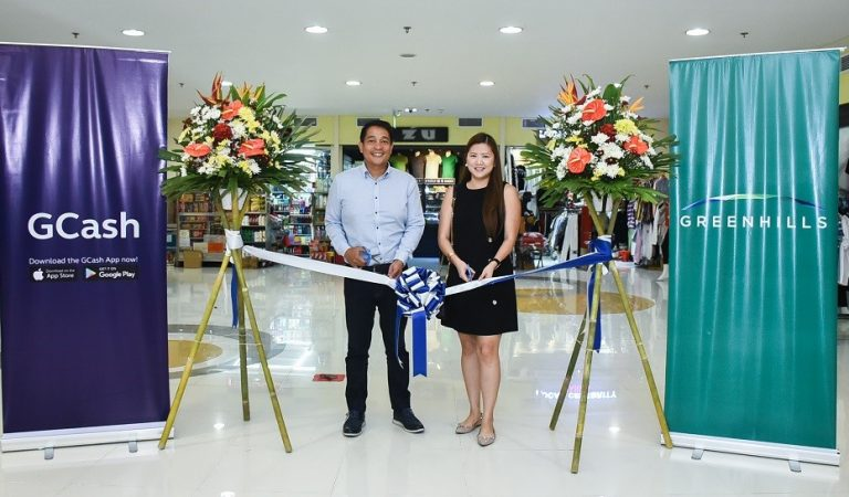 Greenhills is Now QR Code Payment-Enabled Through GCash
