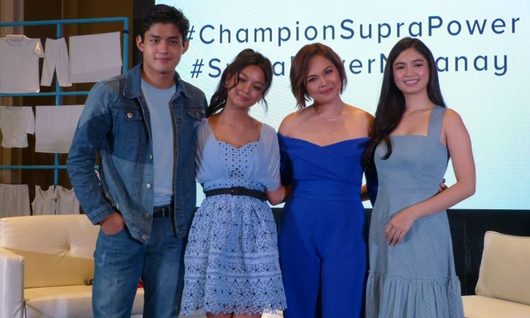 Judy Ann Santos-Agoncillo Pays Tribute to Champion Supra Nanays