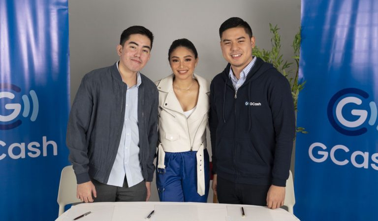 "Nadine Lustre is GCash ""What Can't You Do?"" Campaign Ambassador"