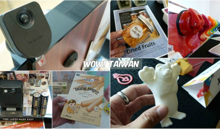 Lucky 13 Brands and Top Picks at Wow! Taiwan Philippines Exhibition