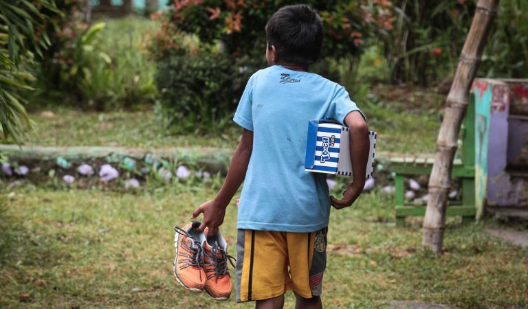 The SM Store Share Shoes Program Brings Joy to Kids in Isabela