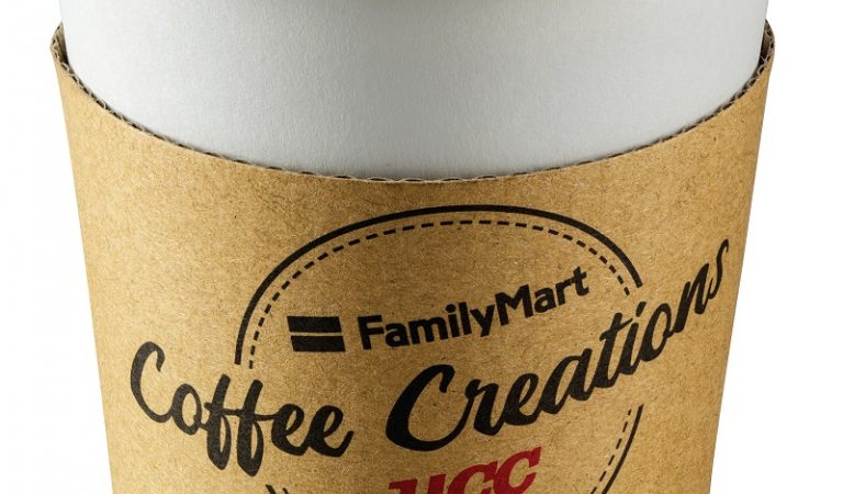 FamilyMart Introduces its New Coffee Creations Blended by UCC