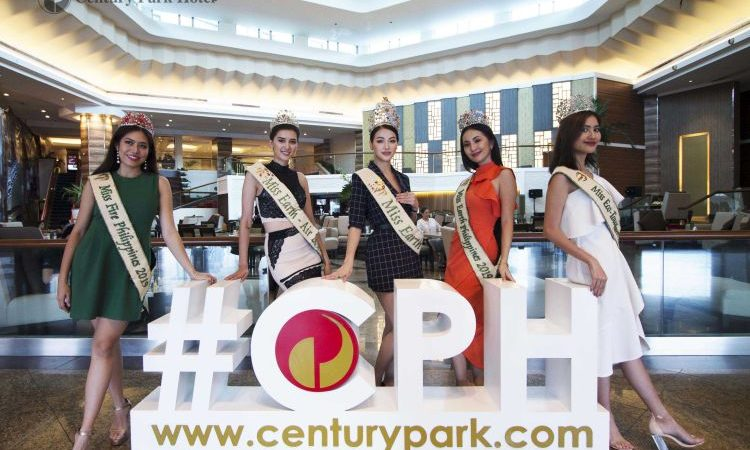 Century Park Hotel is Once Again the Official Residence of Miss Earth 2019 Delegates