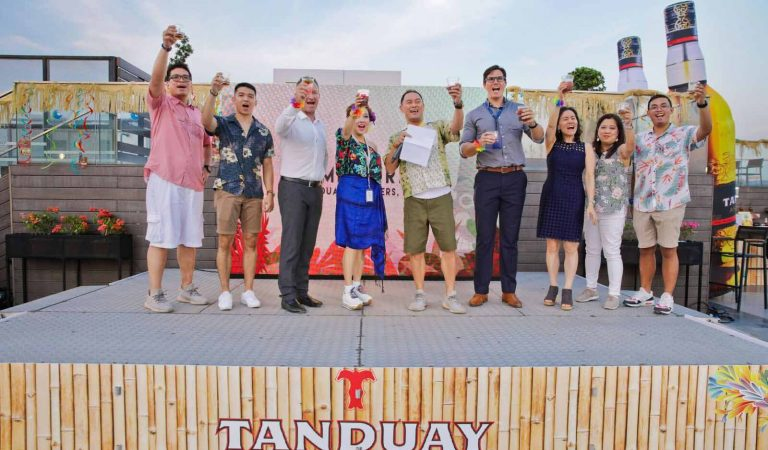 Tanduay is Now Available in Singapore