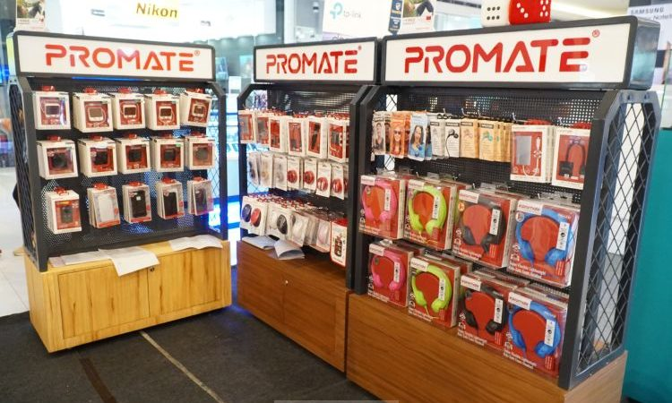 Promate a Big Hit at VillMan Cyber Gadget Sale 2019
