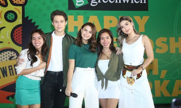 Greenwich Celebrates Friendship Month with Barkada Box Awards