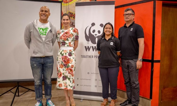 WWF-Philippines Reinforces No Plastics in Nature Initiative