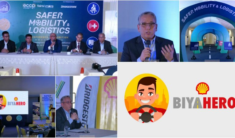Pilipinas Shell Launches Its BiyaHero Road Safety Campaign