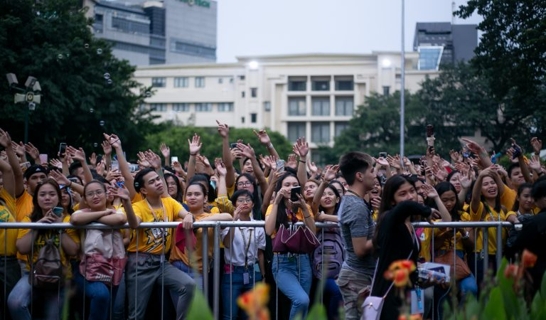 LISTEN Campus Tour Kicks Off at FEU Manila