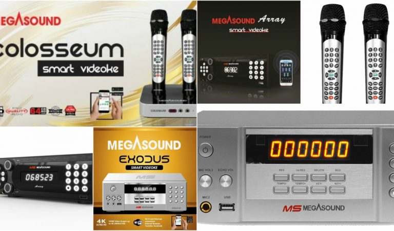 Korean Tech Megasound Smart Pro Videoke Now in the Philippines