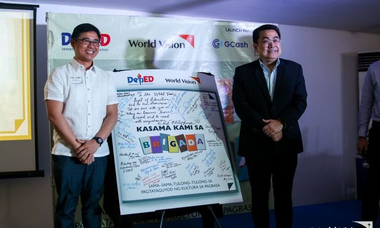 World Vision Philippines' Brigada Pagbasa Aims To Address The Literacy Gap in the Country