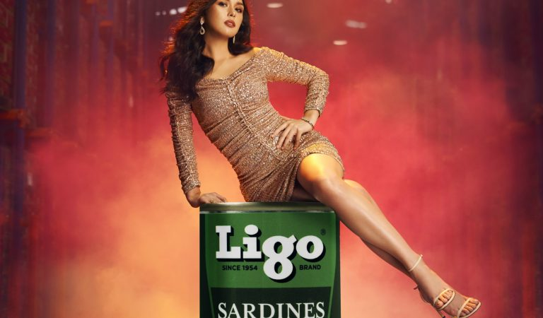Ligo Crowns Beauty Gonzales as the Philippines' Queen of Sardines