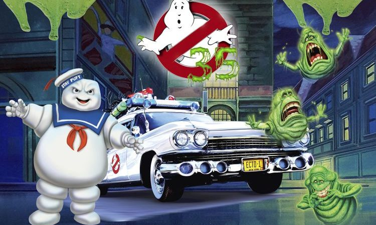 Be One of the Ghostbusters on All Hallows Eve at F1 Hotel Manila