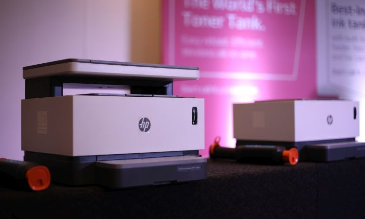 HP Unveils The Neverstop Laser and Other New Innovations in Printing