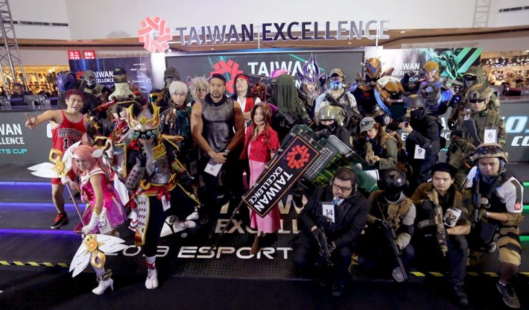 Taiwan Excellence 2019 eSports Cup and Cosplay Contest – A Roaring Success!